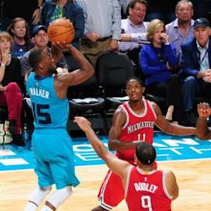 Kemba Leads the Charge