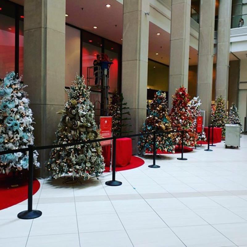 Retailers are starting the holiday season earlier than ever