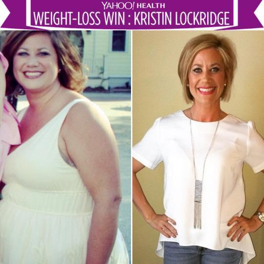 Kristin's 69-Pound Weight Loss: Food 'No Longer Controls Me'