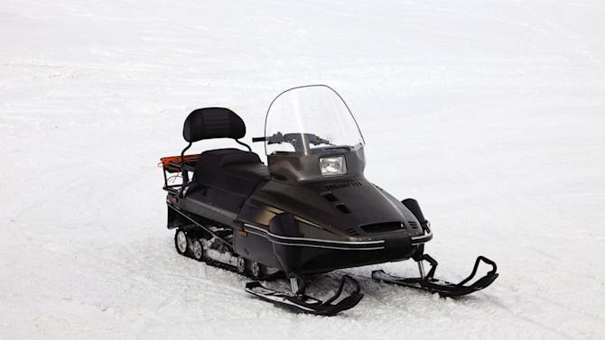 Canadian Government Developing a Stealth Snowmobile