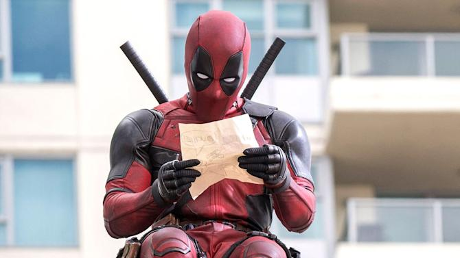Deadpool crushes rated R record with $135 million opening weekend