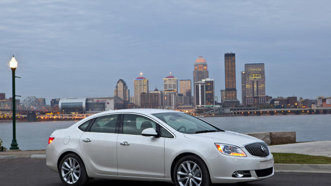 Turbo makes a spirited Buick Verano