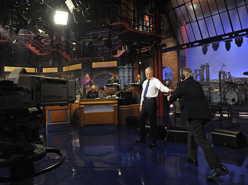 David Letterman & Twitter: How #ThanksDave Did In The Past 24 Hours