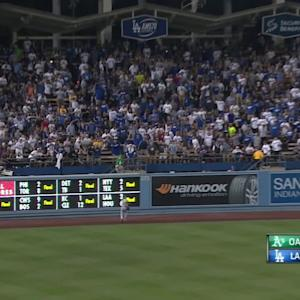 Puig's two-run homer