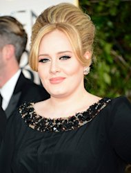 Adele Will Sing &quot;Skyfall&quot; at the Oscars