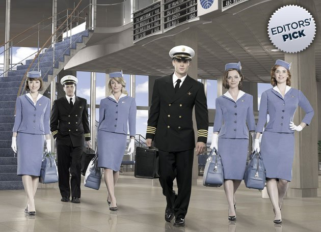 The cast of &amp;#34;Pan Am&amp;#34; (Bob D'Amico/ABC)