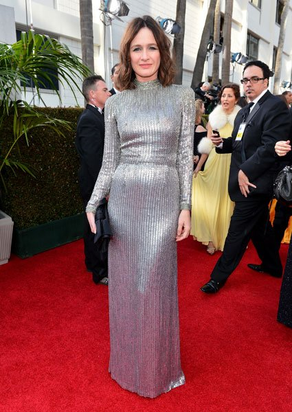 Golden Globes 2013: Emily Mortimer   Getty