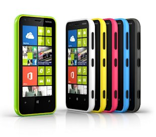 Yes, this is probably one of the most affordable Windows Phone 8 device you can find in the market.