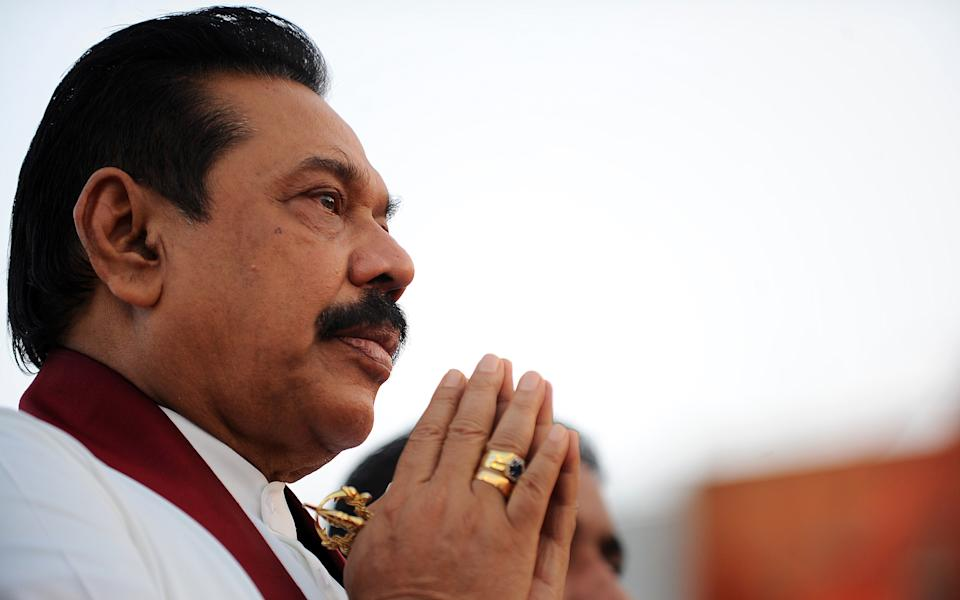 Sri Lanka president skips Commonwealth Games amid protest threats
