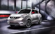 The Nissan Juke Nismo