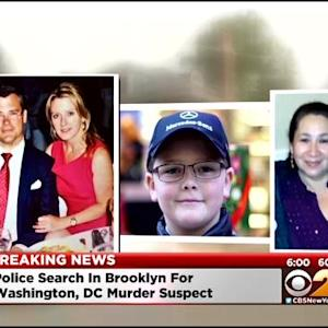 Police Sources To CBS2: DC Murder Suspect Not Believed To Be In Brooklyn