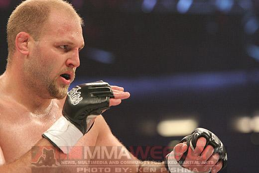 UFC Suspends Ben Rothwell for Elevated Level of Testosterone Following UFC 164