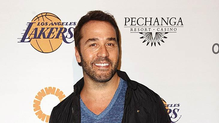 J Eremy Piven Lakers Casino Night