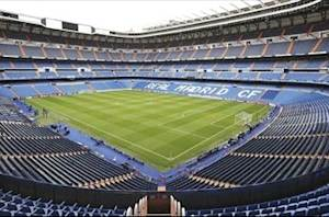 Microsoft in talks with Madrid over Bernabeu naming rights