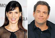 Perrey Reeves, Michael Weatherly | Photo Credits: Jeff Vespa/Getty Images, Ron P. Jaffe/CBS