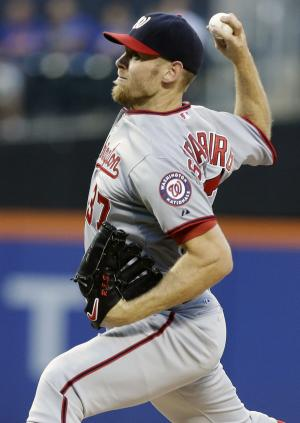 Nats beat Mets 4-1 for 11th straight win in Queens