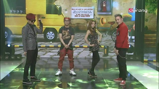 Simply K-Pop : Electroboyz - Ma Boy3 (feat. Gunji)