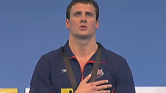 Lochte sets WR in claiming fourth gold in Turkey