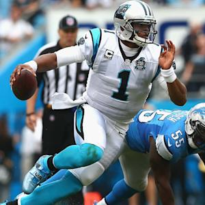 Cam Newton to shine against the Steelers?