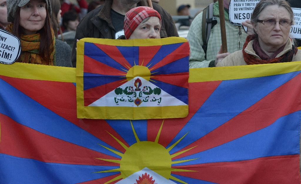 Denmark to probe removal of pro-Tibet demonstrators in 2012