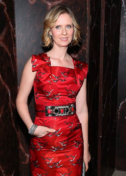 Cynthia Nixon Kay Jewelers