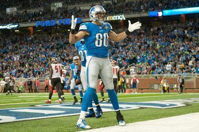 Joseph Fauria, Tim Wright battling for one spot, fantasy futures to be decided