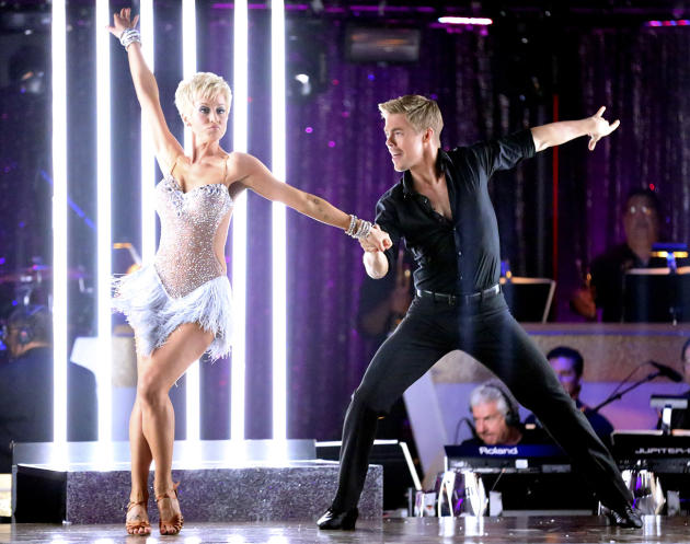 Kellie Pickler and Derek Hough (3/18/13)
