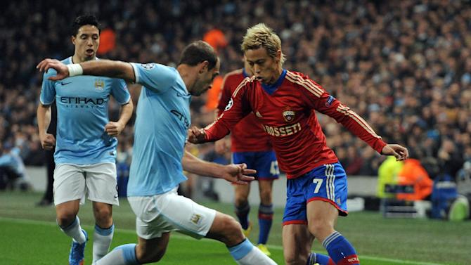 Bayern, Man City advance in Champions League