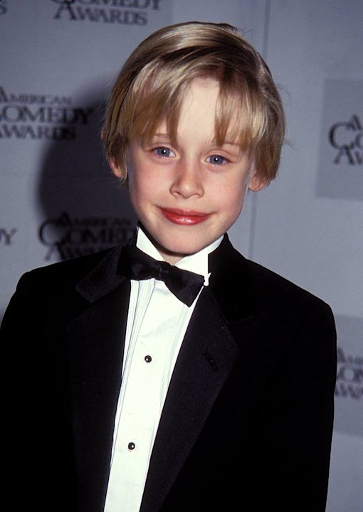 Macaulay Culkin Am Comedy Awds