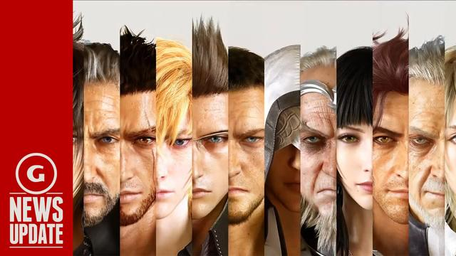 Access to Final Fantasy XV Demo Included With Final Fantasy Type-0 - GS News Update