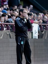 Pat Fenlon, pictured, admits to feeling pangs of guilt over Gary Deegan's injury