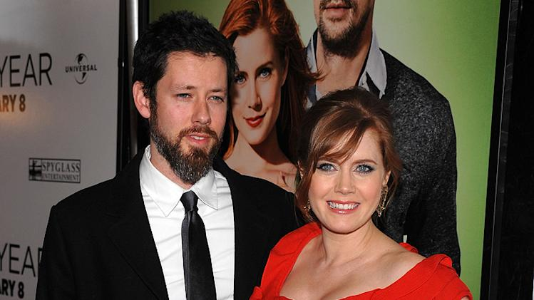 Leap Year NY Premiere 2010 Amy Adams Darren Le Gallo