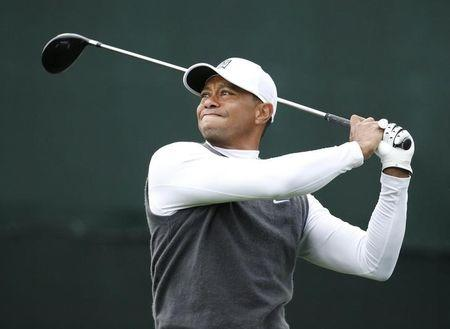 Dark day for Woods raises prospect of the 'yips'