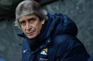 """Pellegrini slams referee after Barcelona defeat: """"He decided the game"""""""