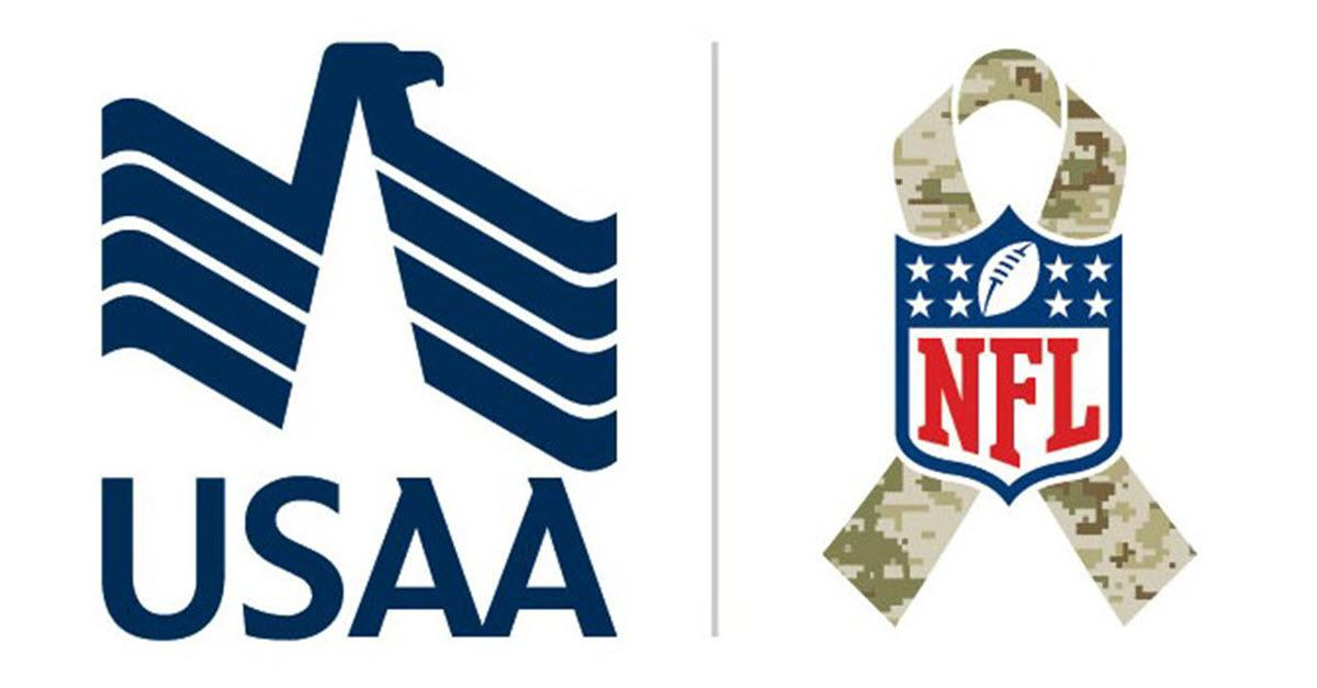 See How USAA partners with NFL teams