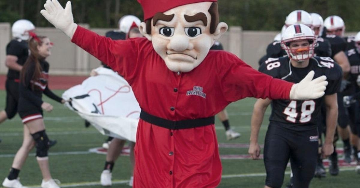 25 Most Absurd College Mascots