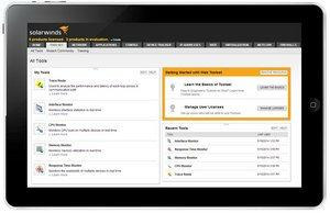 Network Engineers Take Troubleshooting on the Go With SolarWinds(R) Engineer's Toolset