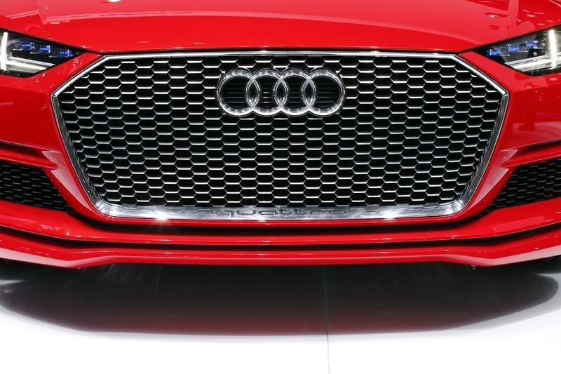 Volkswagen's Audi to step up investments in 2015-19 on models, plants