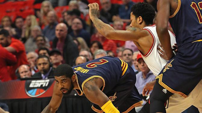 Kyrie Irving playing through injuries, and tough gets tougher f…