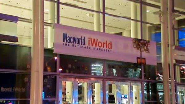 Hollywood celebs to help kickoff Macworld today