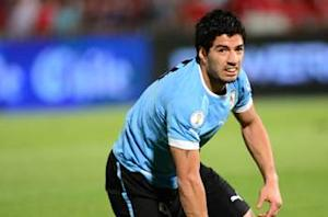 Suarez could face FIFA punishment over World Cup qualifier punch