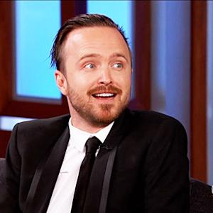 Amazing Story Behind Aaron Paul's Birth
