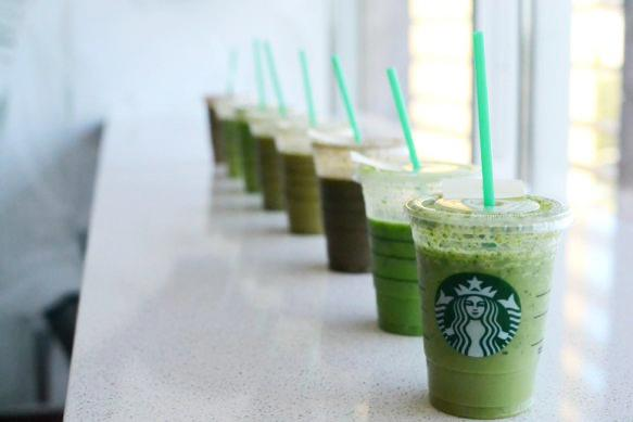 Taste Testing Kale Frappuccinos: An Unlikely Starbucks Odyssey