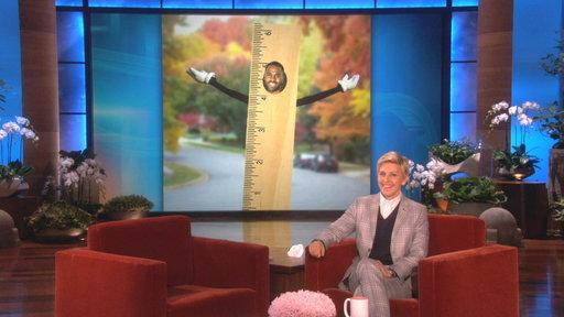 Ellen's Costumes for Jason Derulo