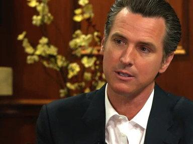 Lieutenant Governor Gavin Newsom Discusses California's Growing Economic Divide