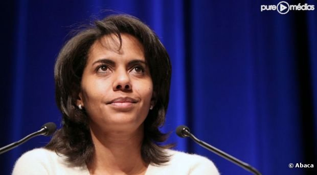 On n&#39;est pas couch : Audrey Pulvar ne parlera plus politique chez Ruquier