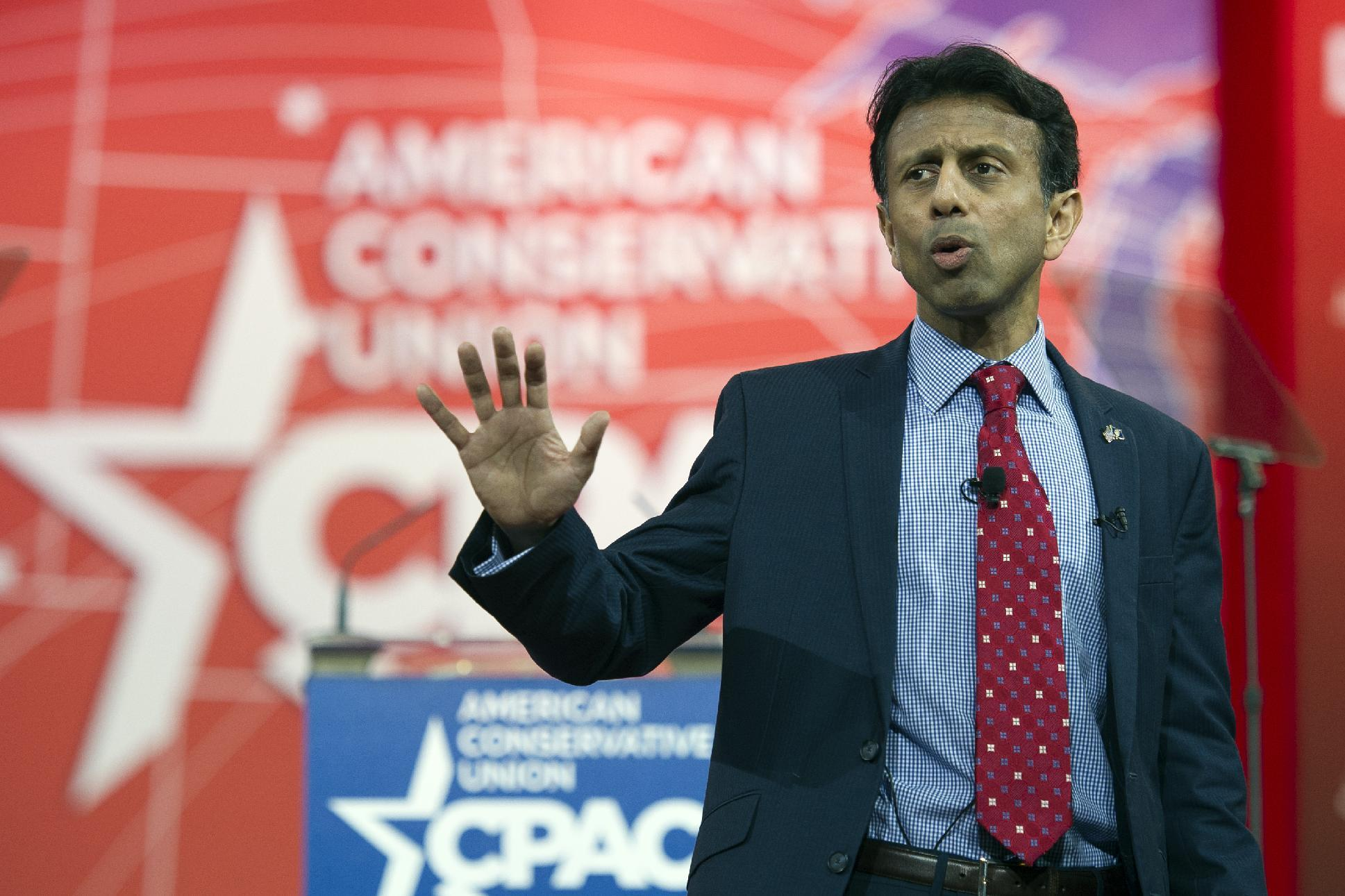 Jindal tells GOP Congress to 'grow a spine' on DHS funding