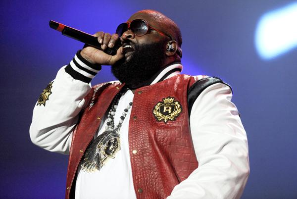 Rick Ross Cancels Tour Dates Over Gang Threats