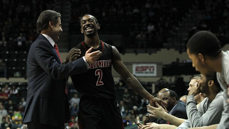 NCAA Basketball: Louisville at South Florida