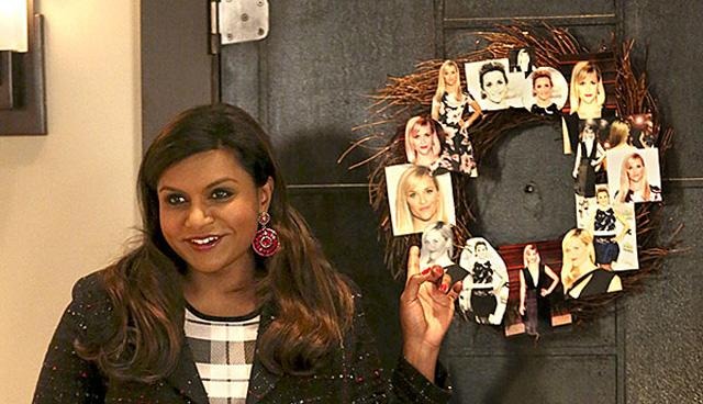 Reese Witherspoon Loves Mindy Kaling's 'Wreath Witherspoon' Creation